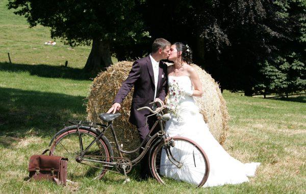 Le vélo romantique