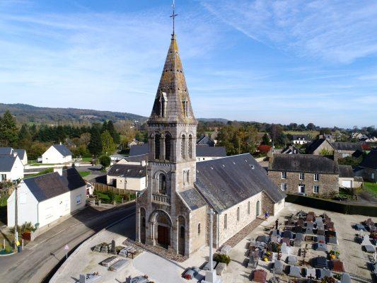 Eglise de Bion